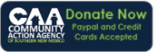 CAA Donate button
