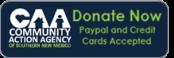 CAA Donate button
